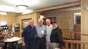 Dave (Wally) Moon #639, Don Blair #535, Jim Smoots #711, Larry Thomas #695