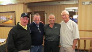 Larry Thomas #695, Mike Galiyano#757, Darryl Shoff #750, Jim Smoots #711