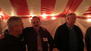 Chuck Borneman (Borny), #763, Tom (OddBall) Alspaugh #840, Al Haimbach #802