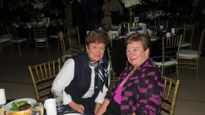 Fay Santino and Jane Moon