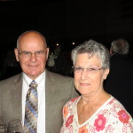 Brian Stebleton #643 and  wife Julie
