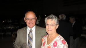 Brian and Julie Stebleton