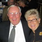 Larry Thomas #695 & wife  Jean