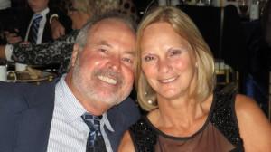 Mel and Vicki Budreau
