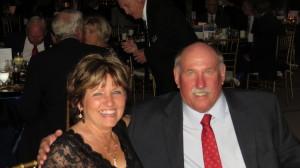 Janet and Carl (Farmer) Hall